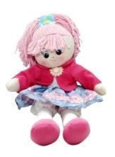 Кукла Gulliver Земляничка, 30 см