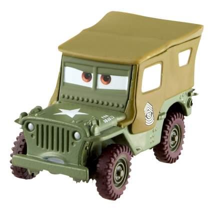 Машина военная Mattel W1938 CMX76
