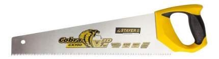 Универсальная ручная ножовка Stayer 1513-45