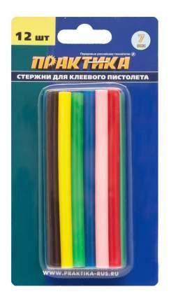 Клеевые стержни для клеевых пистолетов Практика 641-671