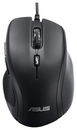 Проводная мышка ASUS UX300 Black (90-XB2P00MU00000)