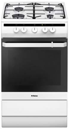 Комбинированная плита Hansa FCMW63000 White