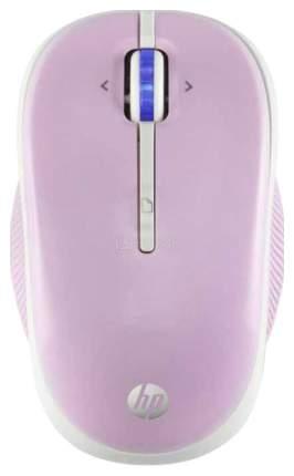 Беспроводная мышь HP X3300 Pink (H4N95AA)