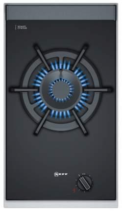 Встраиваемая варочная панель газовая Neff N23TA19N0 Black