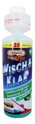 Концентрат жидкости для стеклоомывателя PINGO 0.25л 1:100 00786-5