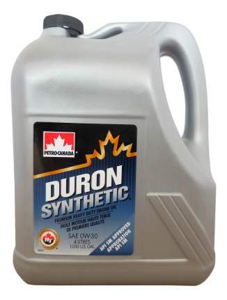 Моторное масло Petro-canada Duron Synthetic 0W-30 4л