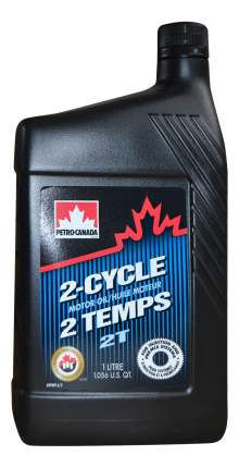 Моторное масло Petro-canada 2-Cycle Motor Oil 5W-30 1л
