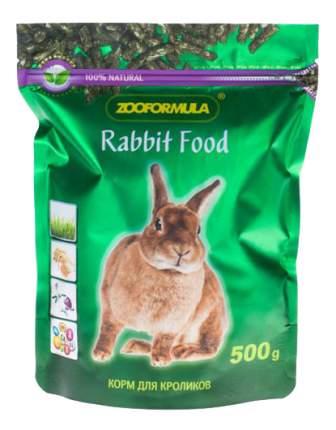 Корм для кроликов ZOOFORMULA Rabbit Food 0.5 кг 1 шт