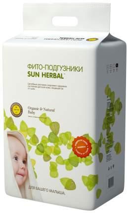 Подгузники Sun Herbal XL (13+ кг), 45 шт.