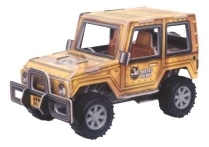 Конструктор пластиковый Educational Line 3D Action Puzzle Джип Xl