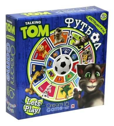Спортивная настольная игра Talking Friends Talking Tom Карусель-лото