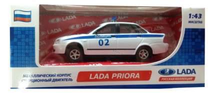 Машина спецслужбы Carline Lada Priora Полиция