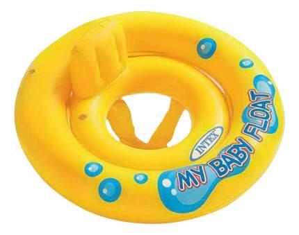 Круг для купания INTEX My Baby Float 67 см