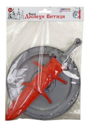 Набор игрушечного оружия Огонек Доспехи витязя