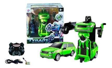 Радиоуправляемый робот Troopers Tyrant зеленый
