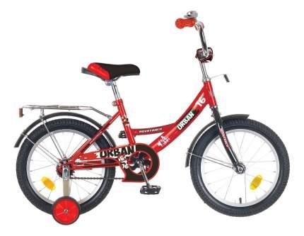 Велосипед Novatrack 18, Urban, Красный 107106