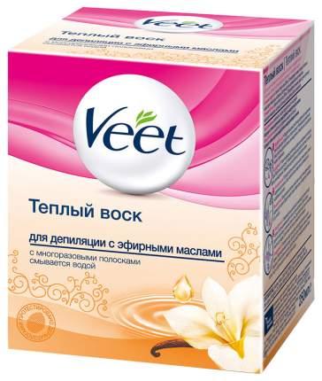 Воск для депиляции Veet Эфирные масла 250 мл
