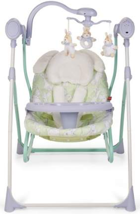 Кресло-качели Happy Baby Luffy Lilac