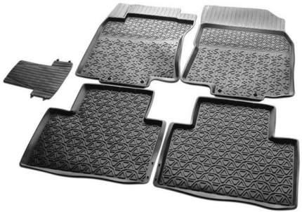 Комплект ковриков в салон автомобиля для Nissan RIVAL (64109001)