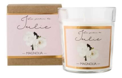 Ароматическая Le Jardin de Julie свеча Магнолия VV008MGLJ