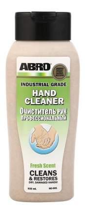 Очиститель для рук ABRO 0.532л 150028