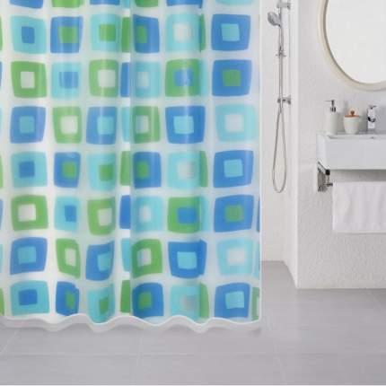 Штора для ванной Milardo Wonderful Cubes 506V180M11