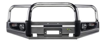 Силовой бампер IRONMAN для Mitsubishi BBT016