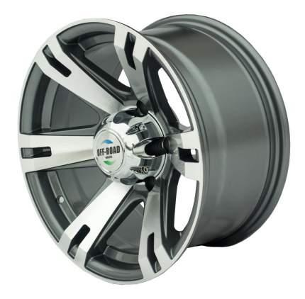 Колесные диски OFF-ROAD Wheels R16 8J PCD5x139.7 ET-20 D110 (A1680-53910GMP-20)