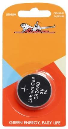 Батарейка Airline CR2450 3V 1 шт