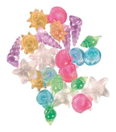 Trixie Разноцветные прозрачные ракушки, 24 шт