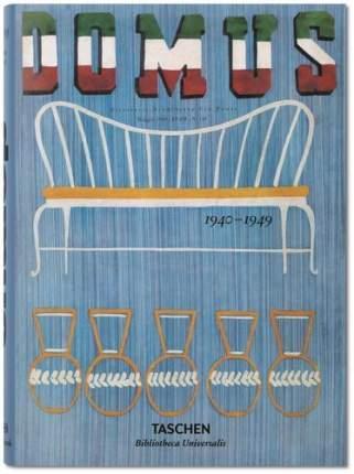 Книга Domus 1940-1949