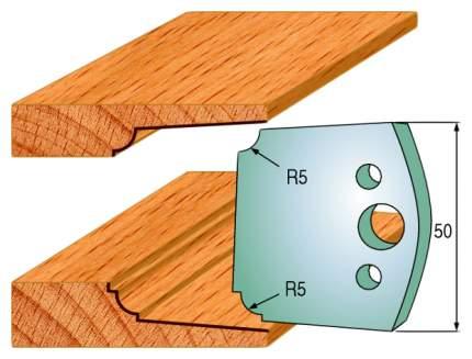 Комплект из 2-х ножей 50x4 SP CMT 690.579