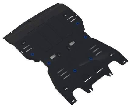 Защита картера и кпп RIVAL для Porsche (333.4605.2)