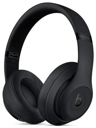 Беспроводные наушники Beats Studio3 Wireless Over-Ear Headphones Matte Black (MQ562ZE/A)