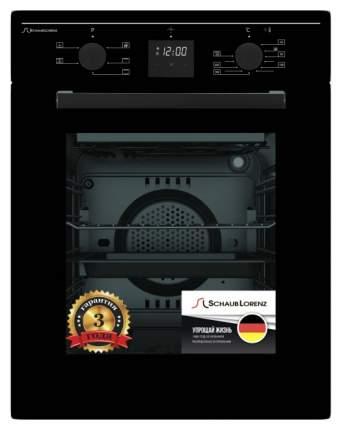Встраиваемый электрический духовой шкаф Schaub Lorenz SLB ES4620 Black