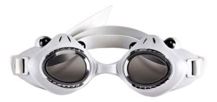 Очки для плавания Joerex в форме акулы SSM1801 белые/прозрачные