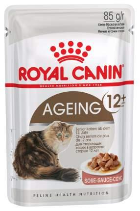 Корм для кошек ROYAL CANIN Ageing +, мясо, 85г
