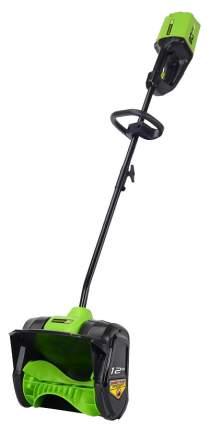 Аккумуляторный снегоуборщик Greenworks GES80 2600707 без АКБ и ЗУ
