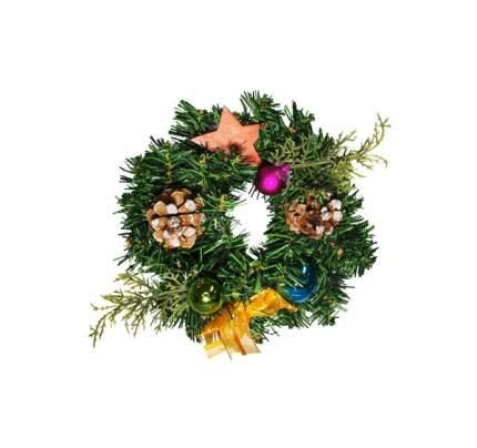 Венок новогодний Tarrington House Подвесной 20 см