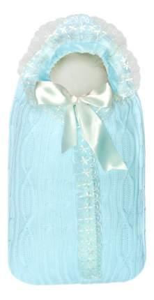 Одеяло детское Сонный гномик Радость голубой