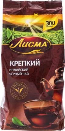 Чай черный Лисма индийский крепкий 300 г