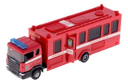 Коллекционная модель Autotime Scania Command Unit 1:48