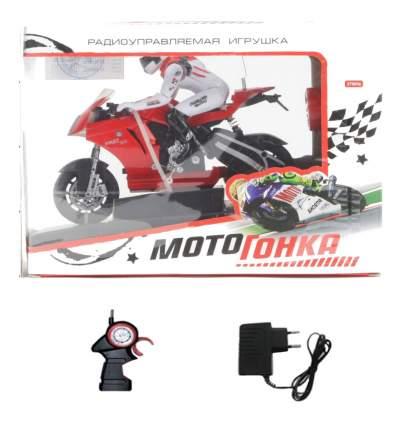 Игрушечный Мотоцикл радиоуправляемый мотогонка на аккум Zhorya ZYC-0630-B5