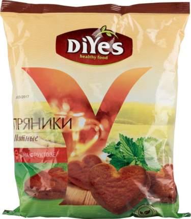 Пряники мятные ДиYes на фруктозе 300 г