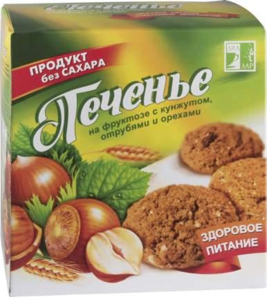 Печенье Диадар на фруктозе с кунжутом отрубями и орехами 350 г