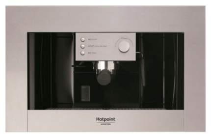 Встраиваемая кофеварка Hotpoint-Ariston CM 5038 IX HA Silver
