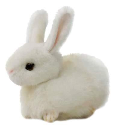 Мягкая игрушка Hansa Заяц 17 см белый Синтепон Пластик 2832