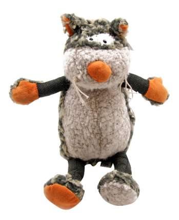 Мягкая игрушка Jackie Chinoco кот Филип 23 см серый 13117-2/9
