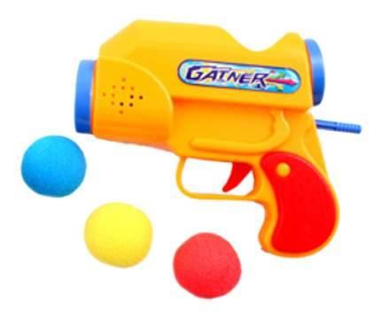 Пистолет с шарами РАС XD-101A желтый Play Smart