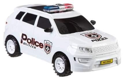 Машина спецслужбы Gratwest Машинка инерционная Полиция В78271